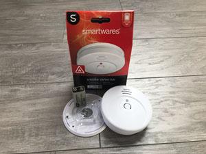 Smartwares RM149 im Rauchmelder Test